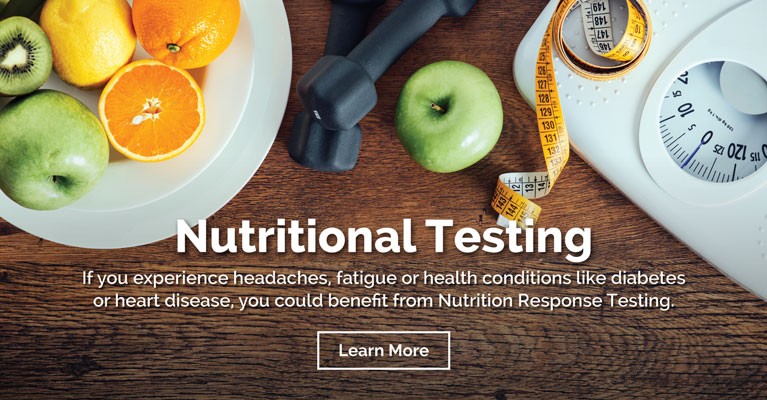 Nutrition Testing